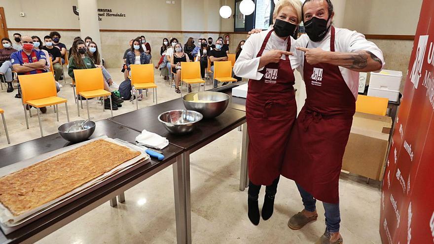 Alta cocina en la Universidad