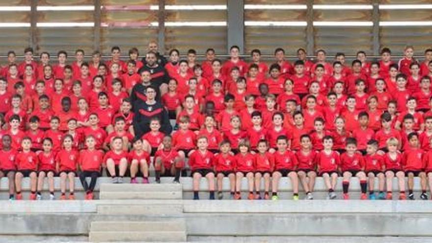 El Unión Viera, un semillero de jugadores y entrenadores