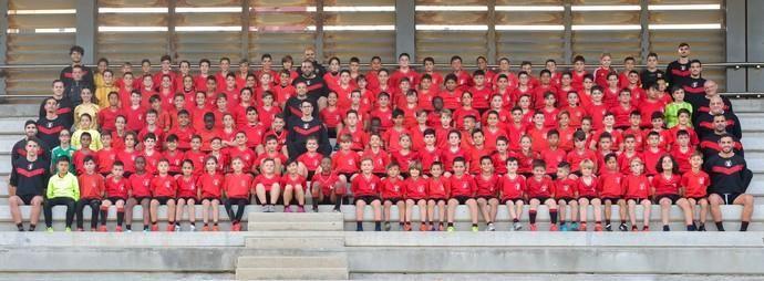 14-02-2020 LAS PALMAS DE GRAN CANARIA. Reportaje a los equipo de fútbol 8 del Union Viera  | 14/02/2020 | Fotógrafo: Andrés Cruz