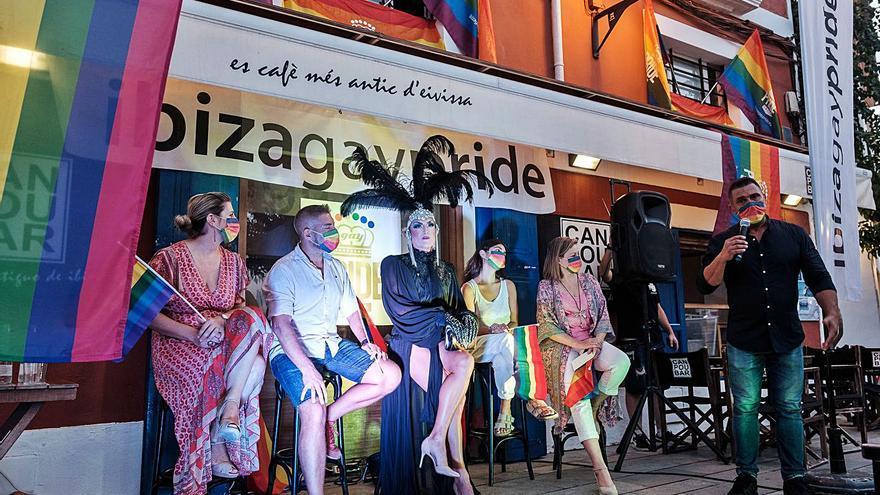 Arranca el Orgullo 2021 en Ibiza
