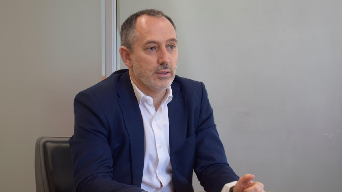 Fernando Ruiz, director de Banca Privada de BBVA Noroeste