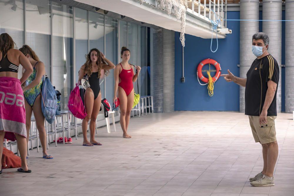 Coronavirus en Mallorca: El deporte se adapta al protocolo
