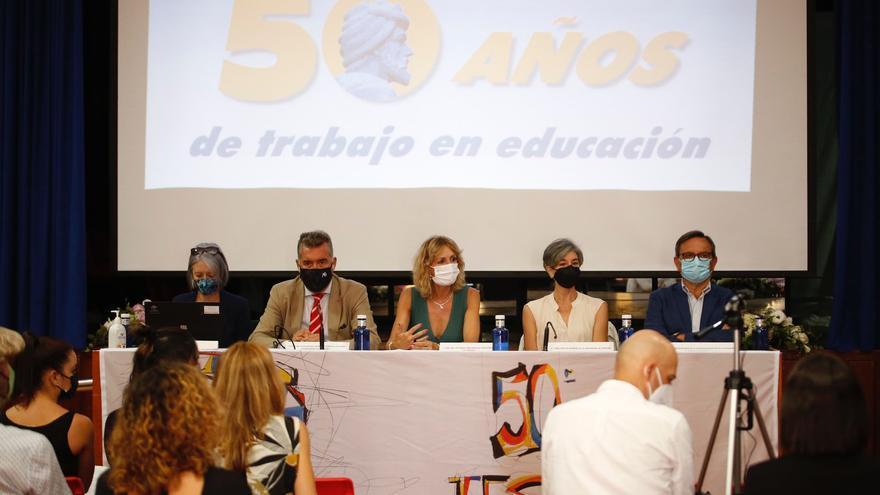El IES Averroes de Córdoba celebra 50 años de trabajo en el Sector Sur
