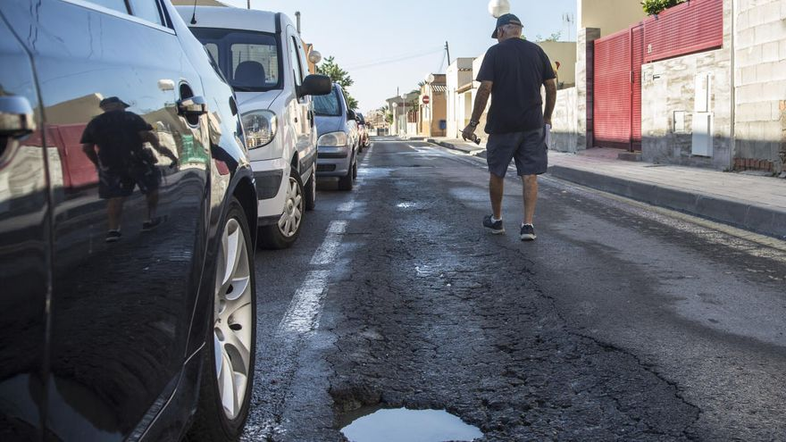 El Ayuntamiento adjudica la reurbanización del barrio de Rabasa por 1,9 millones