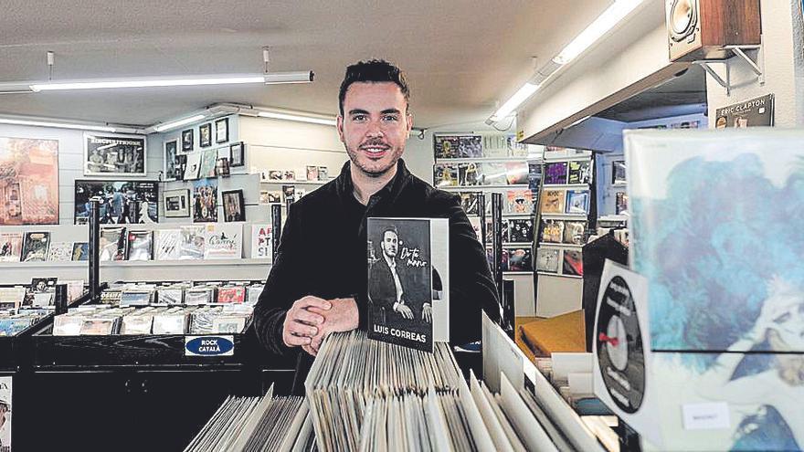 El nuevo disco de Luis Correas