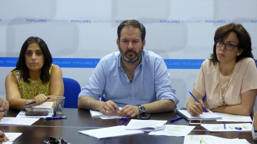 Adolfo Molina da a conocer el nuevo comité de dirección del PP de Córdoba