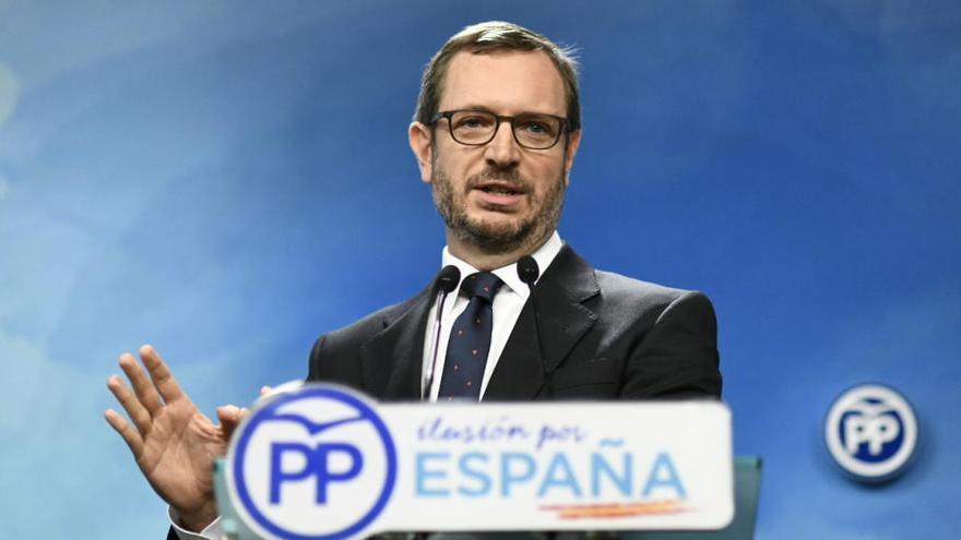 El PP se distancia de Bárcenas y dice que es parte del pasado