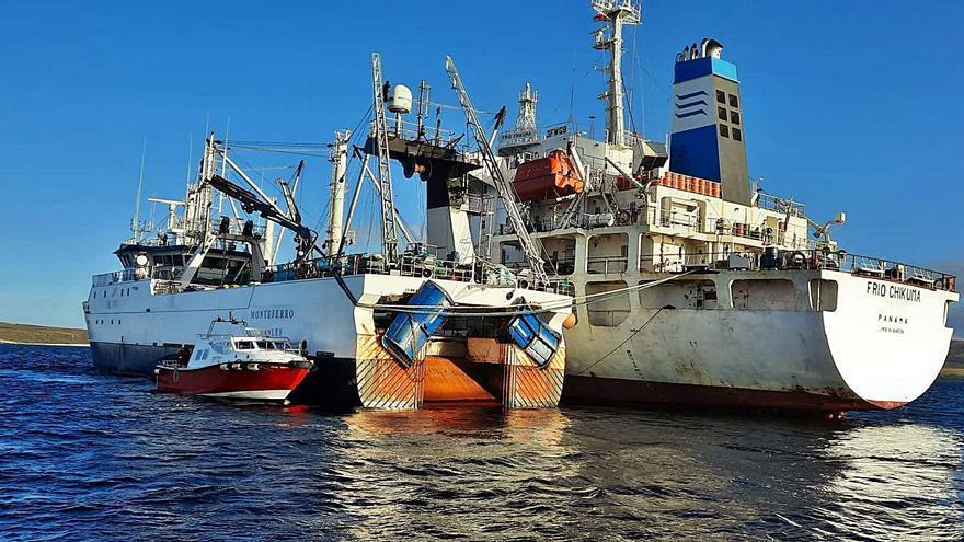 La flota de Malvinas cierra campaña y se enfrenta al arancel pos-Brexit