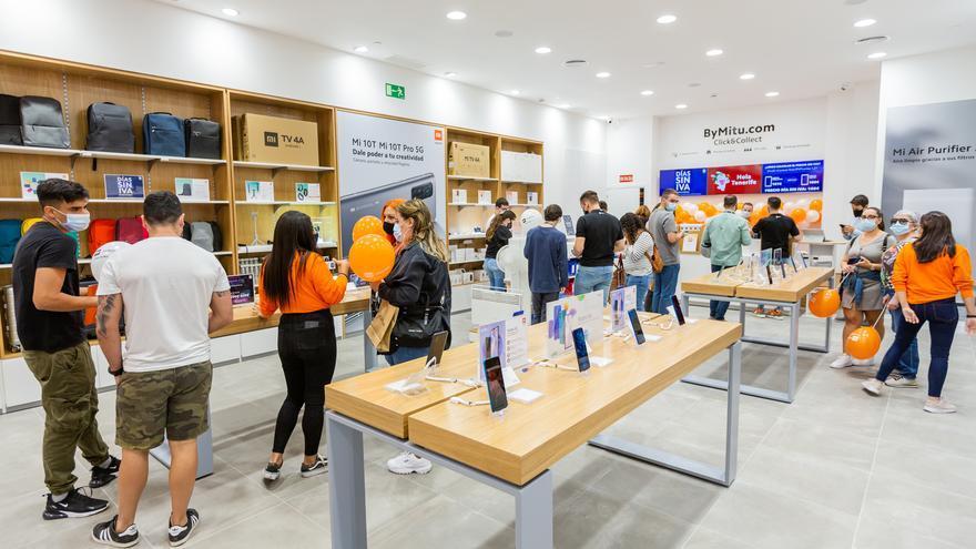 Más presencia de Xiaomi en España