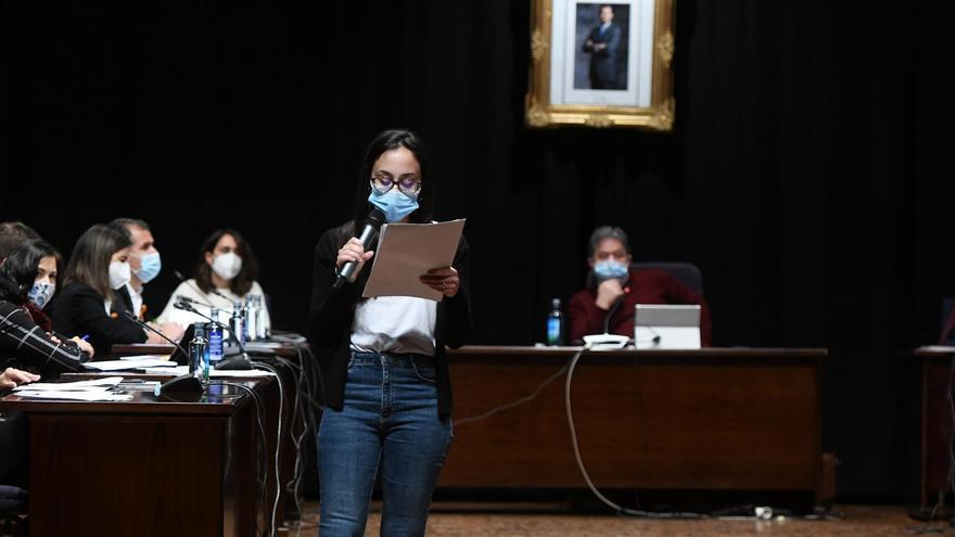 """Pontevedra alza la voz en el 25N para gritar que """"xa abonda de minutos de silencio"""""""