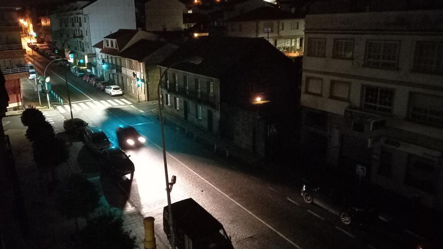 Nuevo apagón en Poio: tres zonas afectadas y 1.400 vecinos hartos