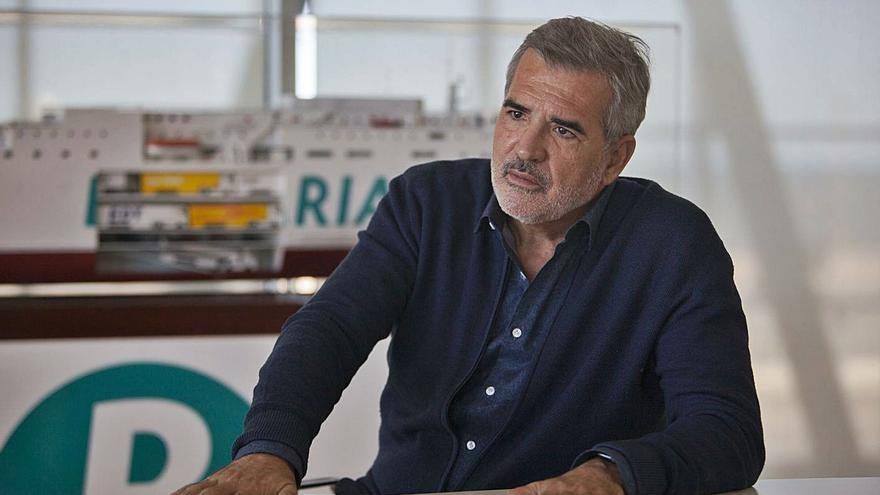 Las restricciones por la pandemia lastran un 24 % el negocio de Baleària