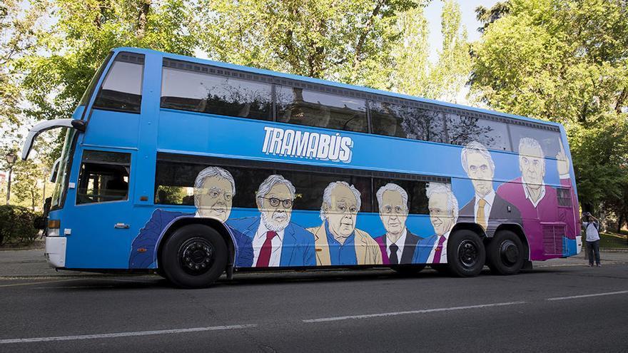 Podemos quiere traer el 'Tramabús' a Murcia con personajes locales