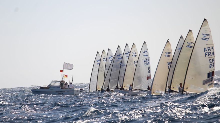 3ª jornada de la Lanzarote Olympic Winter Regatta