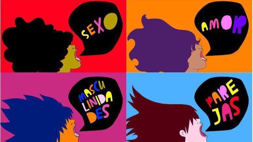 Más de 330 centros canarios forman a jóvenes en educación afectiva y de género