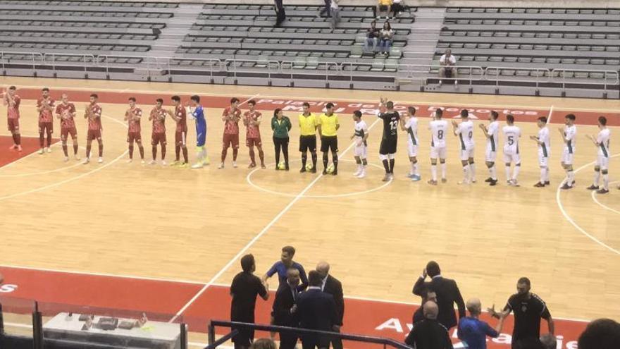 El Irefrank Elche cae goleado frente al filial de ElPozo (7-0)