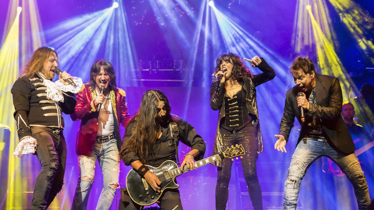 "Imagen del espectáculo ""Symphonic Rhapsody of Queen"""