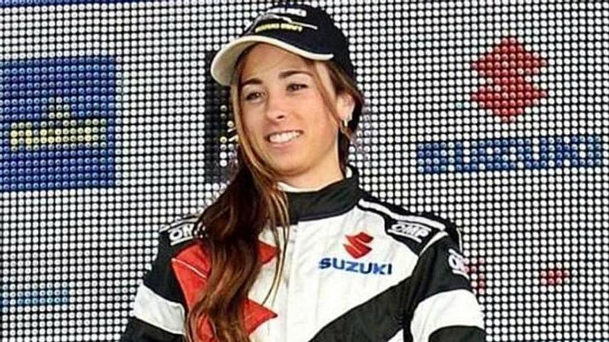 Gilet dará hoy el último adiós a la copiloto de rallys Laura Salvo