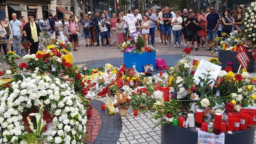 Dos años después del 17-A: a la espera del juicio, que no será por asesinatos terroristas