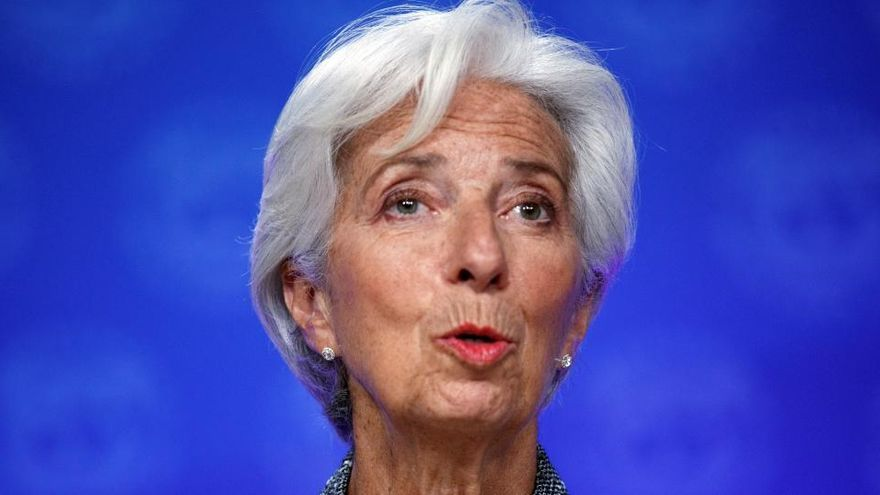 """Lagarde se niega a condonar la deuda del BCE: """"No es planteable"""""""