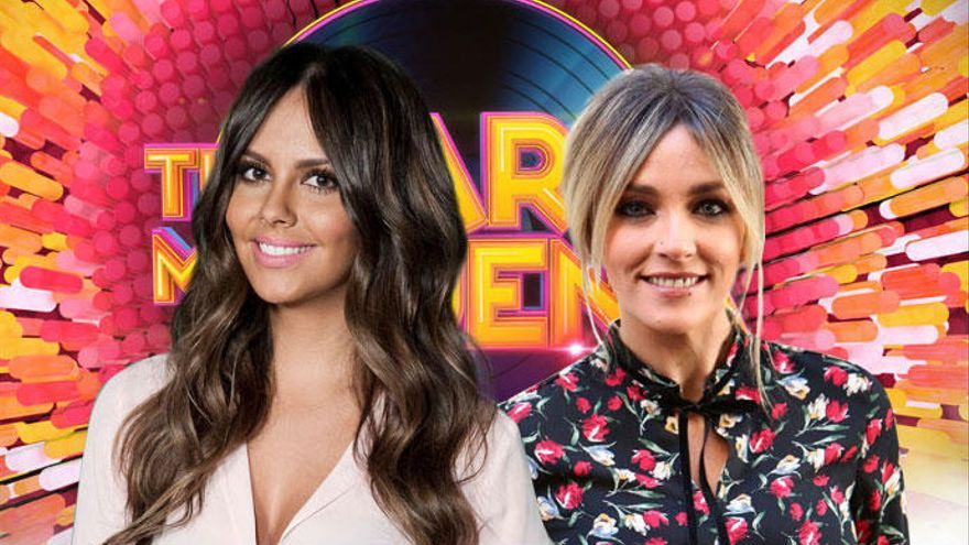 Cristina Pedroche y Anna Simon serán Aitana y Ana Guerra en la semifinal de 'Tu cara me suena'