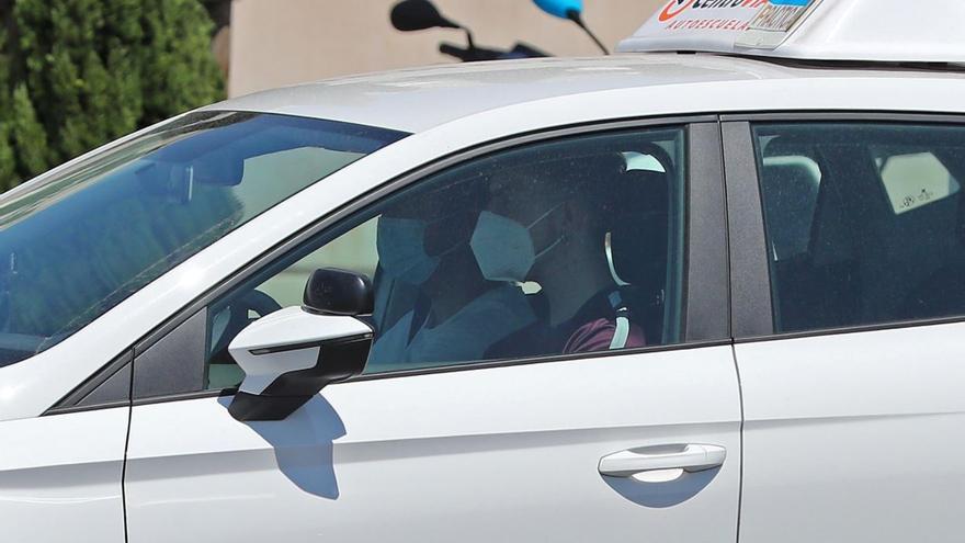 Limitaciones en el coche: en qué situaciones puedes compartir vehículo
