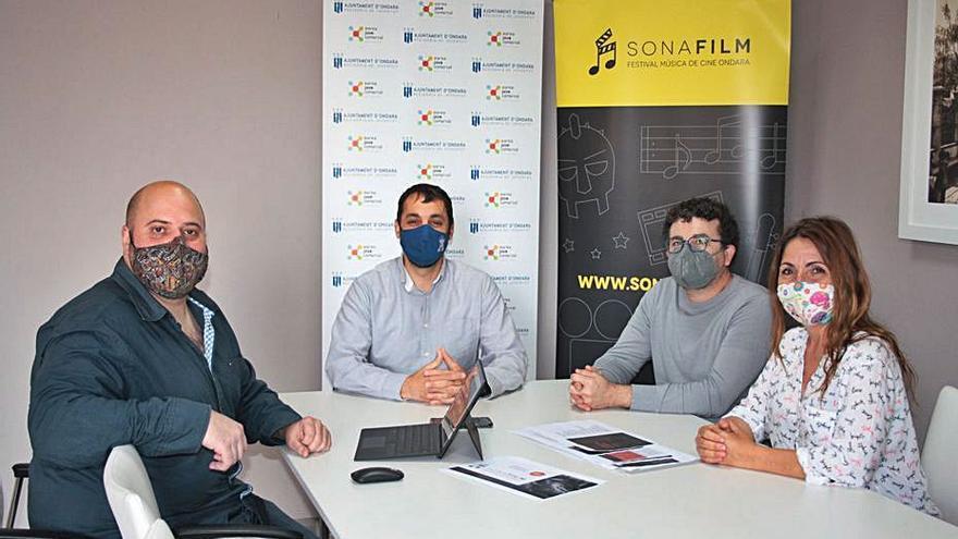 El festival Sonafilm de Ondara crece en su tercera edición y se hace comarcal
