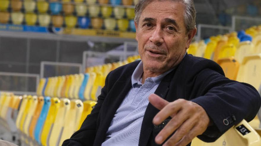Castellano culpa a Berdi Pérez de parte del déficit económico