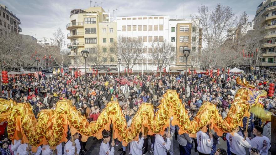 El 2 de febrero se celebra el Año Nuevo Chino en Pere Garau