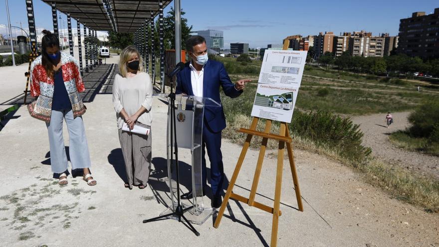 Las nuevas piscinas municipales de La Almozara estarán listas para el verano de 2024