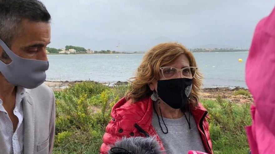 Baufirma tritt von Beach-Club-Projekt in Alcúdia zurück