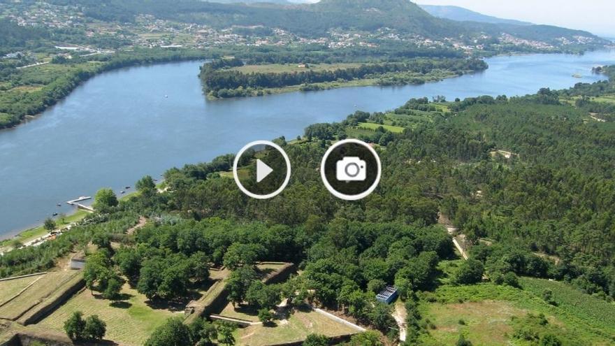 Galicia y Portugal presentan junto al Miño el mayor parque transfronterizo de ocio de Europa