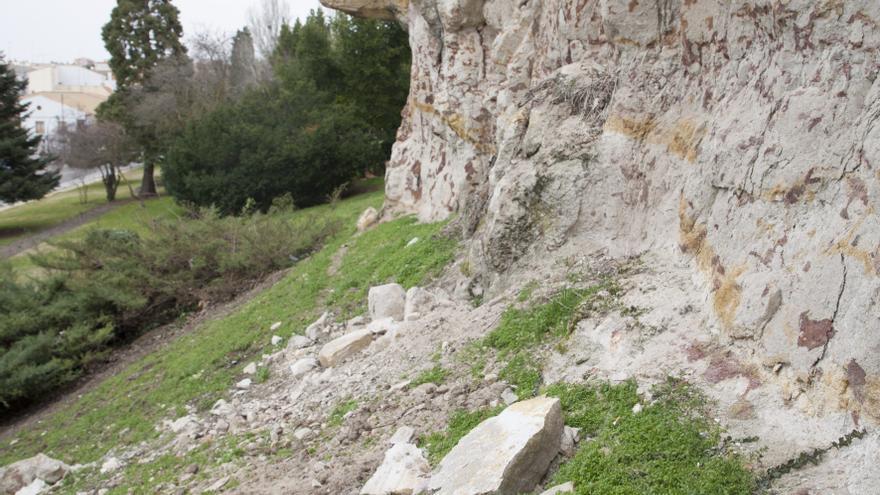 El Gobierno inicia este jueves la consolidación de la muralla de Zamora