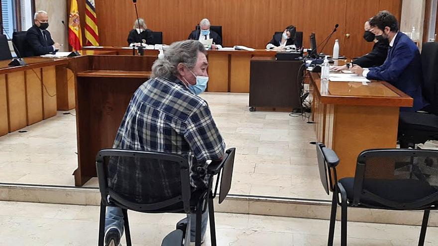 Condenado a cuatro años por apuñalar  a un hombre tras una discusión en un bar de Gomila