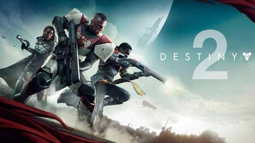 'Destiny 2', entre los juegos PS Plus de septiembre