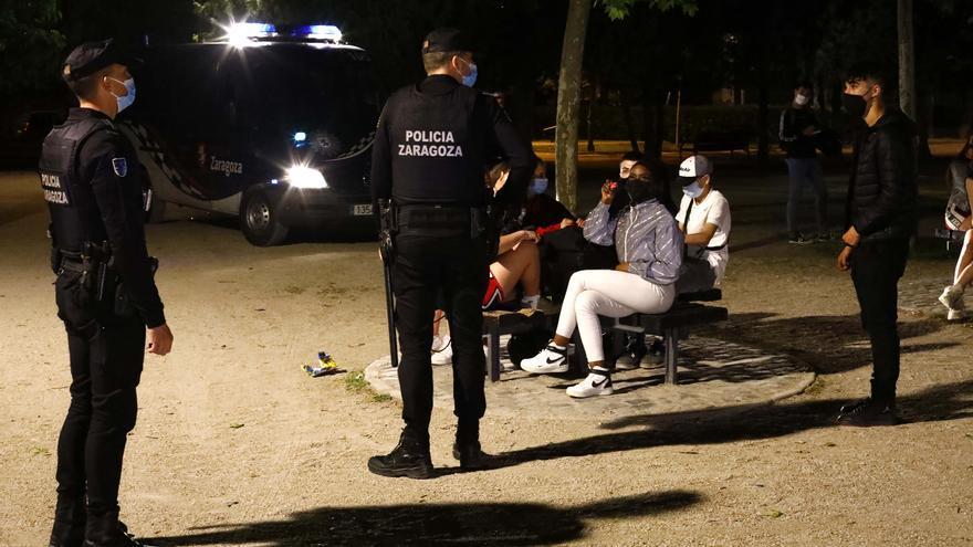 Los policías locales de Zaragoza alertan del aumento de la violencia en las calles