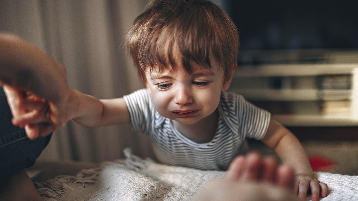 Mi hijo está triste, ¿qué hago?