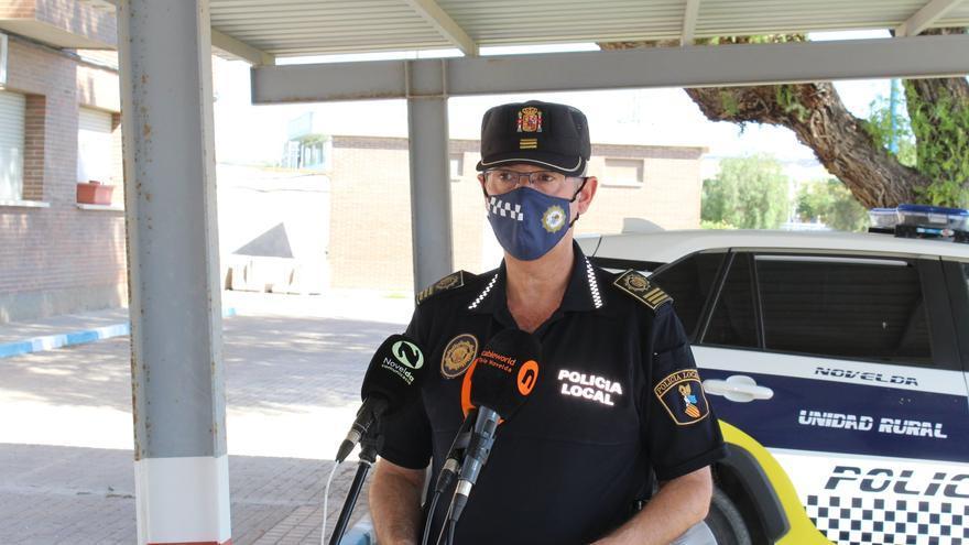 Tres detenidos en Novelda en una pelea multitudinaria