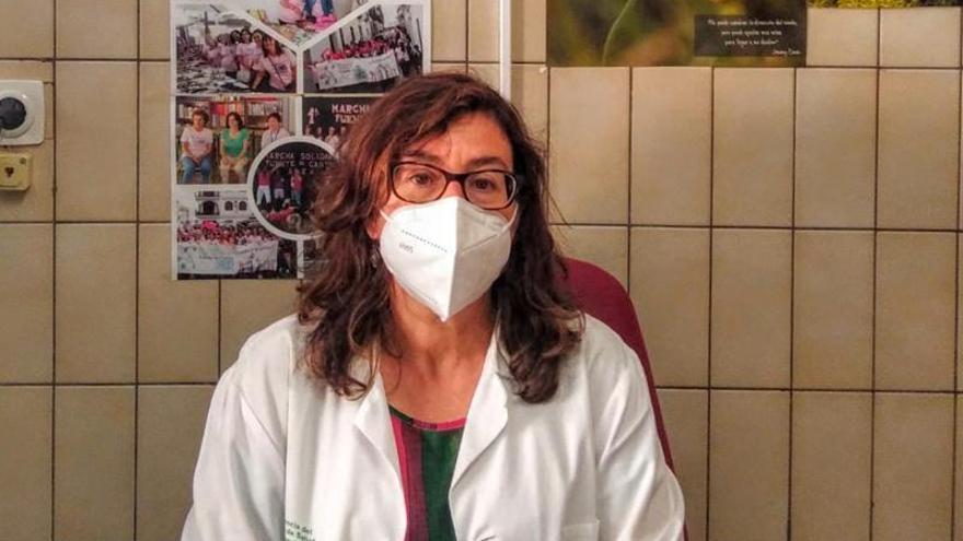 AEOX Monesterio difunde su servicio de psico-oncología
