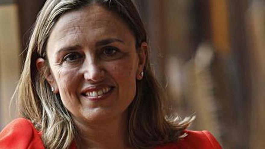 María Calvo, única candidata a la presidencia de la patronal FADE