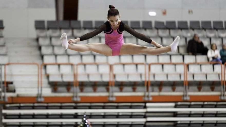 La Gala de la Federación reunió a 250 gimnastas