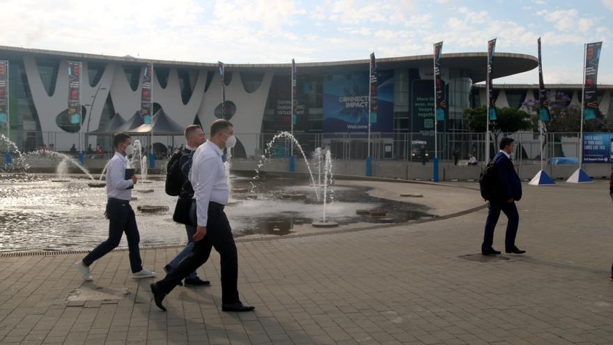 El Govern, absent en l'arribada del rei i Sánchez en la primera jornada del MWC21