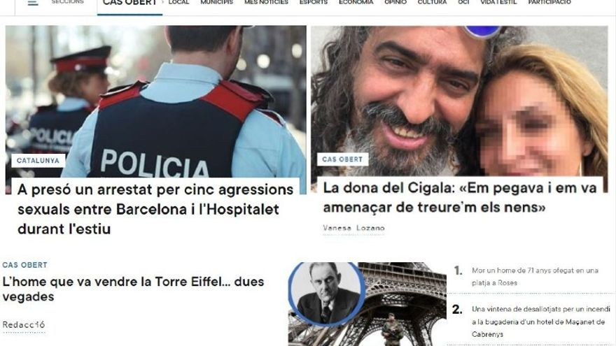 Prensa Ibérica llança Cas Obert, una aposta pel periodisme d'investigació i les històries de successos i tribunals