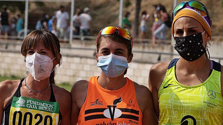 Media Maratón de Zamora | Muga y Román suman sus cuartas victorias