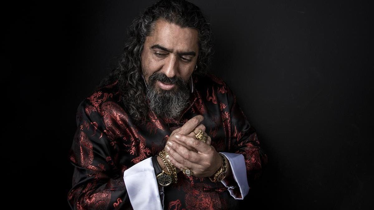 El cantaor Diego el Cigala