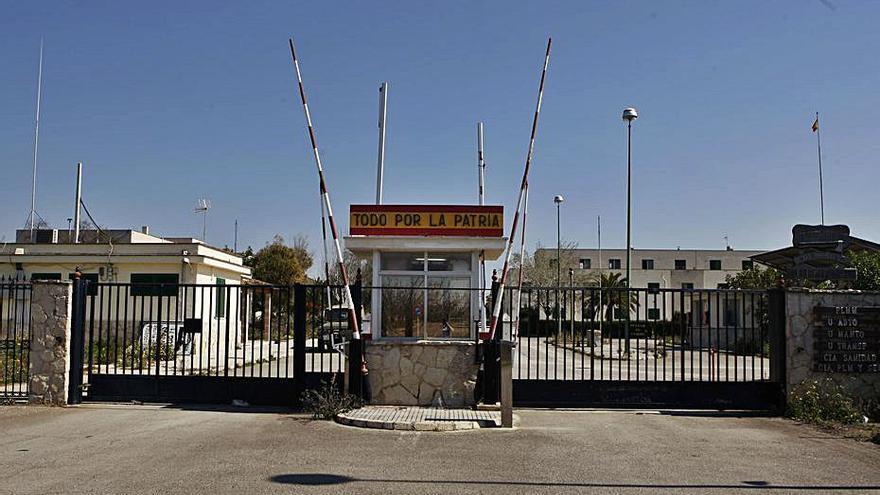 El Govern cede un espacio de Son Tous a la Policía Nacional para ubicar temporalmente a migrantes irregulares