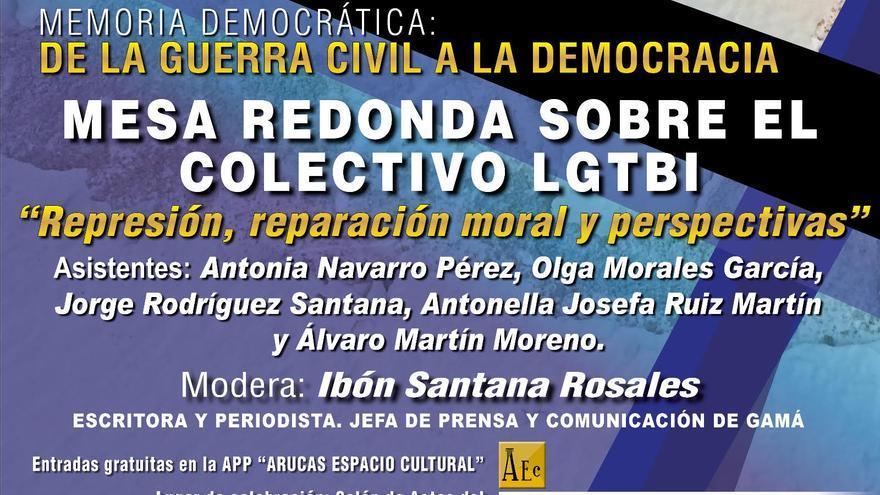 Mesa redonda Represión, reparación moral y perspectivas