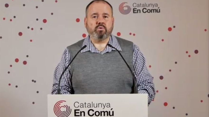 Los comunes pedirán a ERC que abandone la idea de repetir un Govern con Junts