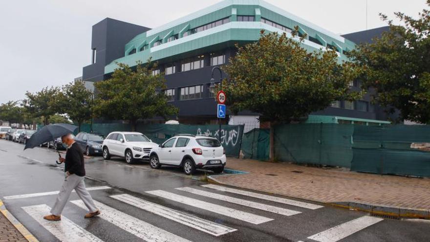 El ISM se prepara para la mudanza a su lujoso edificio de A Mariña