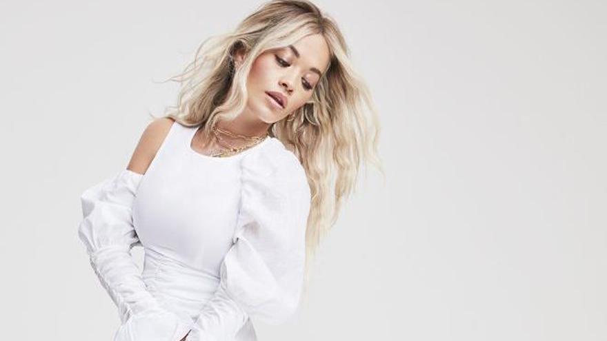 Rita Ora. Sexual, no sexy